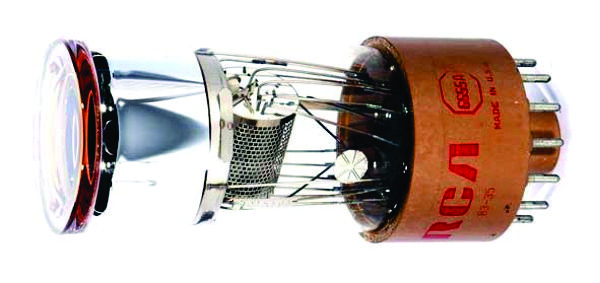 RCA 6655A photomultiplier tube