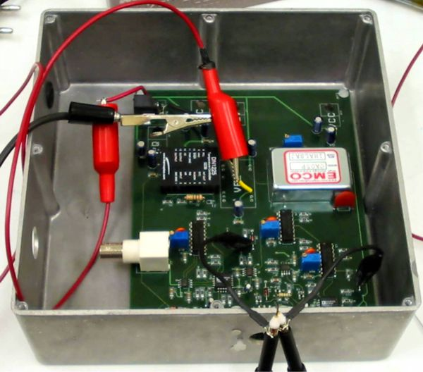 diy Single-Photon Counting Module designed by students at University of Illinois