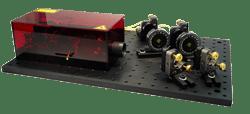 quTools' quED quantum entanglement demonstrator system
