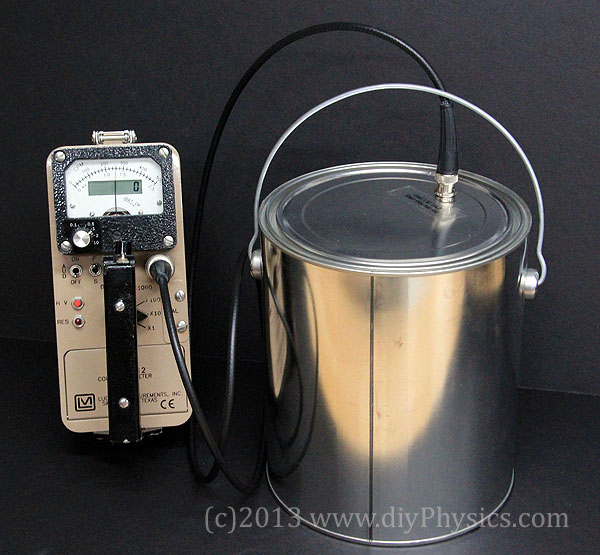 Low-Cost Scintillation Probe Based on a Surplus XP3312 PMT for Ludlum Ratemeters www.diyPhysics.com prutchi